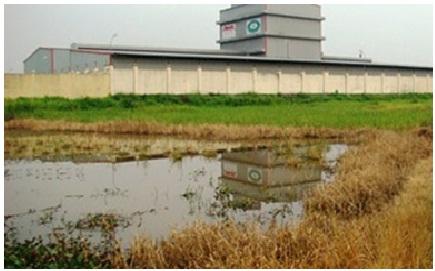47 nước thải của KCN
