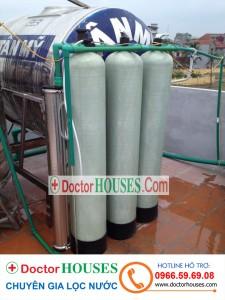 Hệ-thống-lọc-nước-hoàn-chỉnh-xử-lý-nước-giếng-khoan-nhiễm-phèn-Sắt-Mangan-Canxi